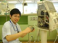 透析装置定期部品交換